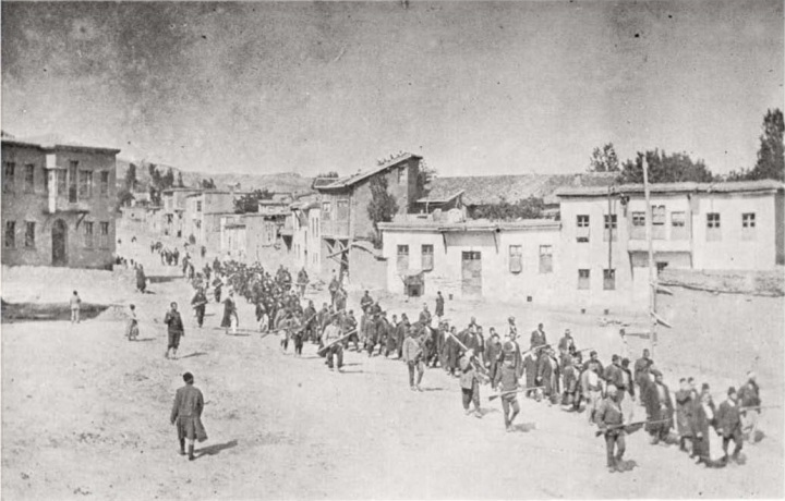 Armeense deportatie