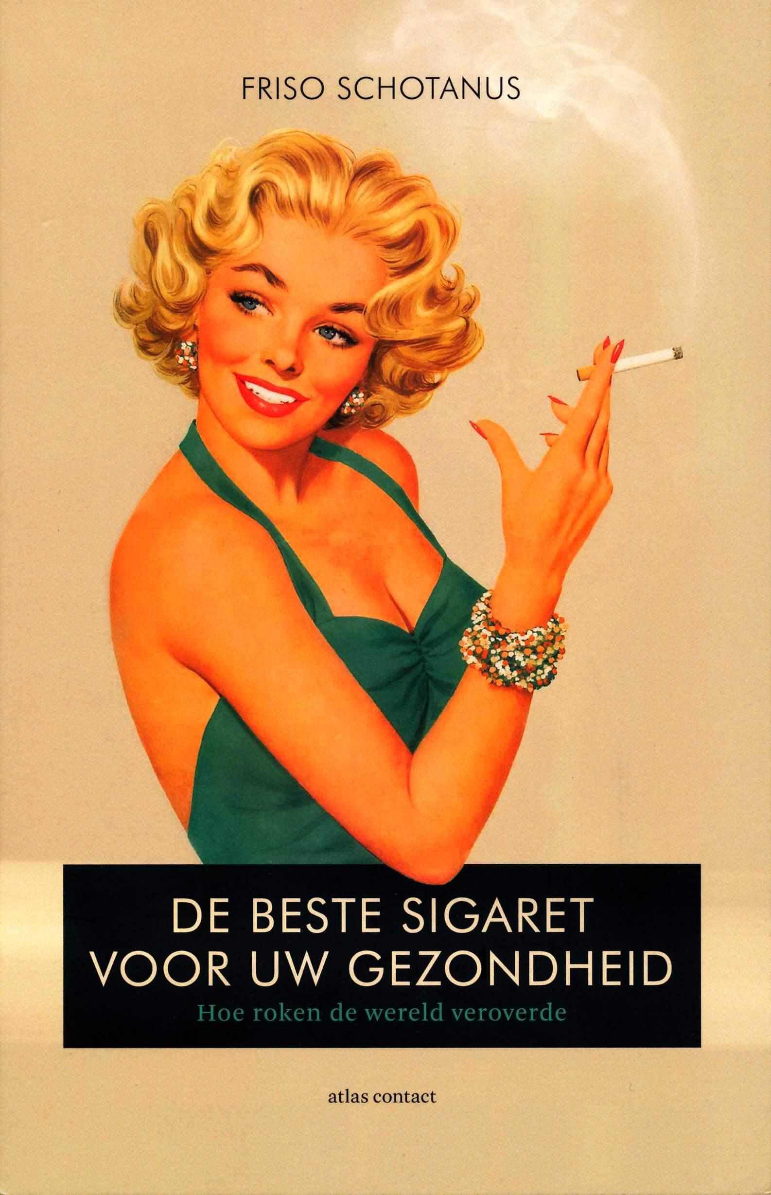 Een fraaie cultuurgeschiedenis van het roken